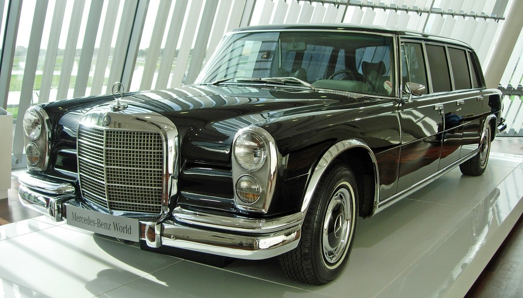 mercedes benz through the years top 11 marvelous models
