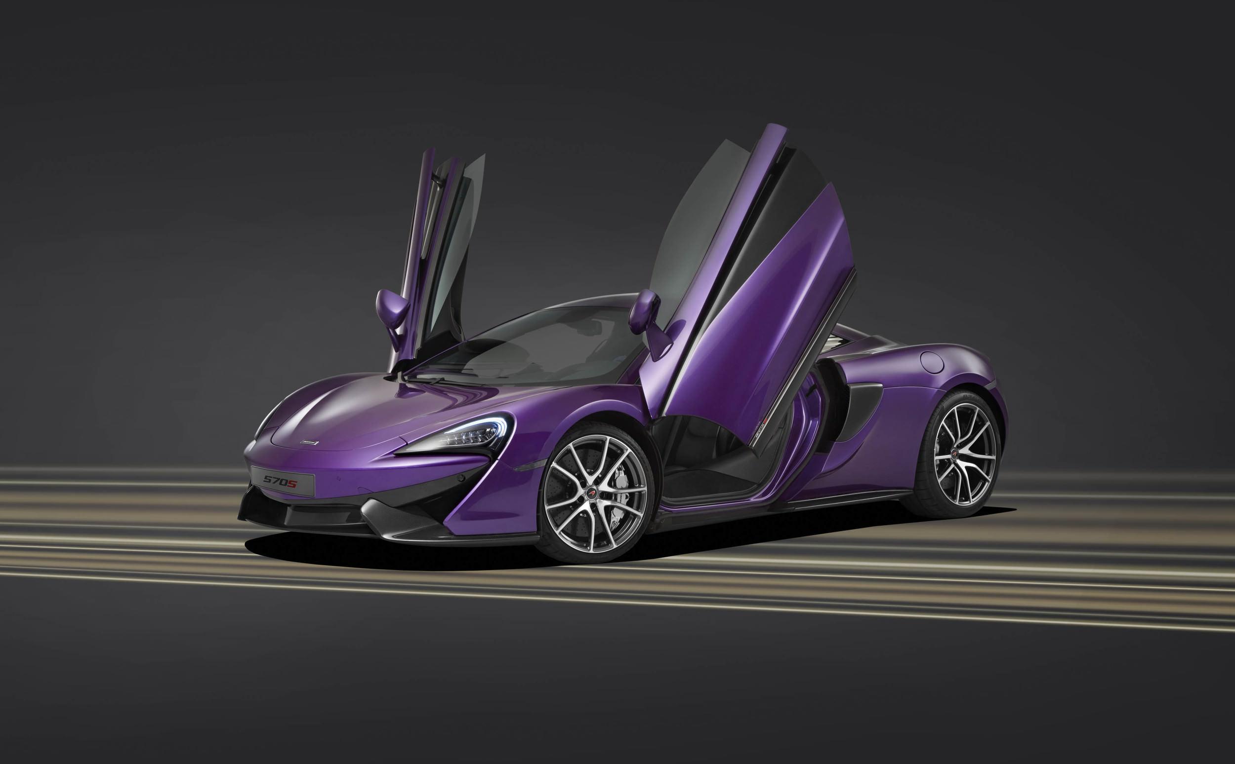 McLaren 2