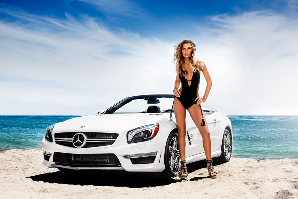 Benz SL63 AMG