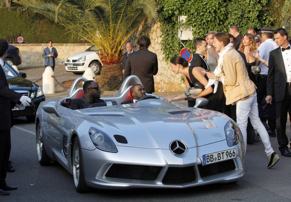 Controversial Celebrity Kanye West and his 9 Outlandish Custom Cars