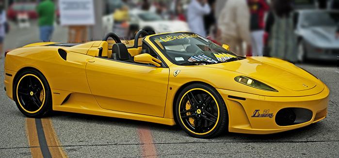 Kobe Bryant Cars - Kobe Bryants Multi Million Dollar Car Collection That