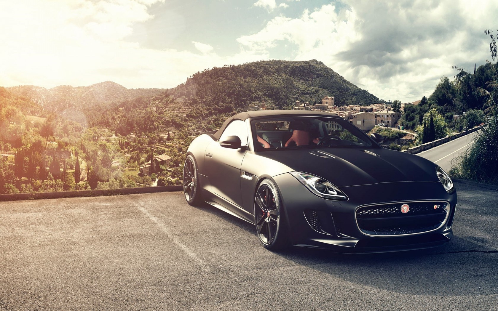 Jaguar F-Type R, an affordable exotic car.